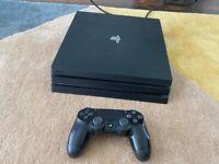 PS4 Pro (1TB, boxed)