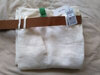 River Island 100% Pure Linen Trousers- Brand New With Tags