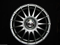 Team Dynamics Monza R brand new Alloy wheels 16 x 7j 5x110 Vauxhall astra calibra corsa alloys wheel
