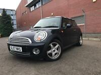 MINI COOPER ONE 1.4 NEW SHAPE 12 MONTHS MOT