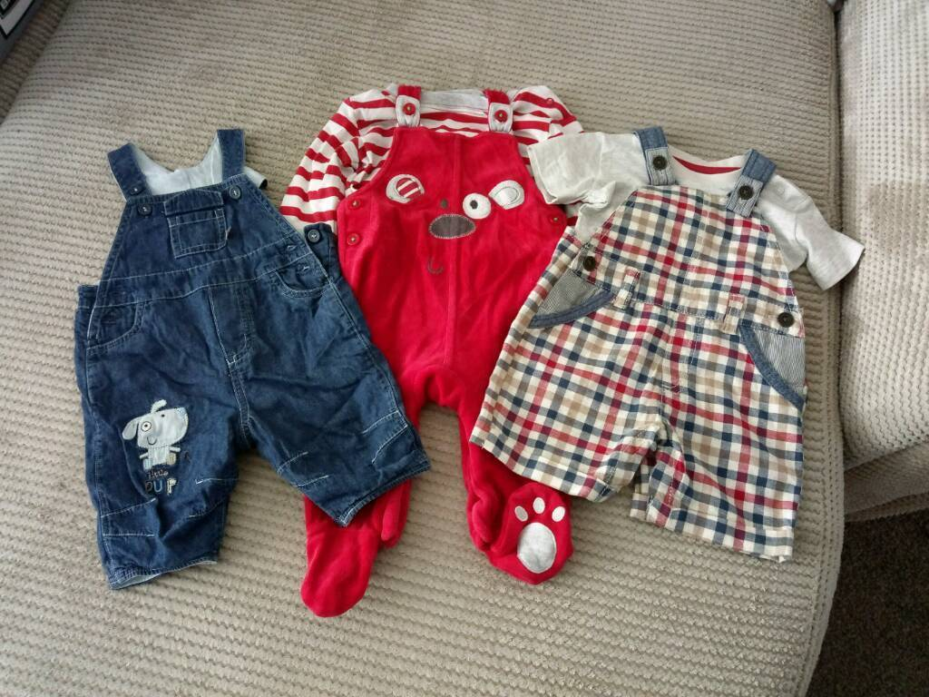 Dungaree Sets (0-3 months)
