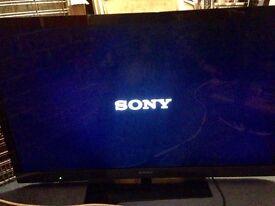 """Sony Bravia 3D 40"""" TV"""
