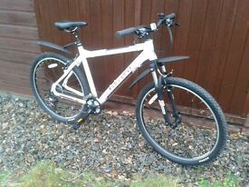 New Carrera Valour Mens Mountain Bike
