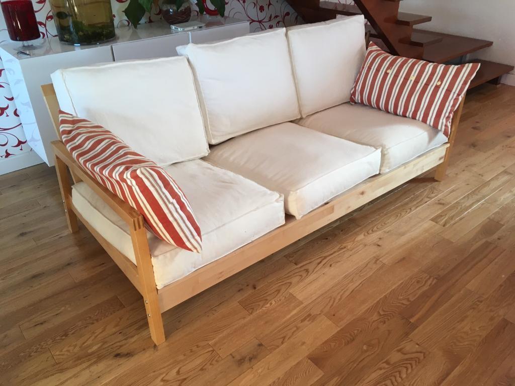 Ikea Lillberg 3 Seater Sofa