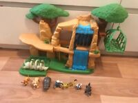 Lion Guard Playset with figures