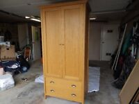 Wardrobe solid wood high quality