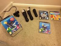 PS3/PS4 PlayStation move