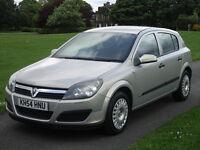 Vauxhall astra FSH 1.4 i 16v Life 5dr