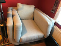 Arm Chair 1 year old hardly used