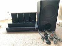 Sony 5.1 HDMI Dolby surround sound system