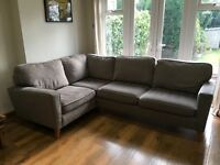 Grey Harvey's Corner sofa