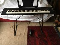 Yamaha piaggero NP31 electronic piano
