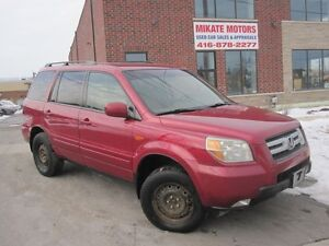 US Vehicle 2006 Honda Pilot EX Certified & E Tested $4,999