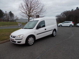 VAUXHALL COMBO 1.7 CDTI DIESEL VAN BRILLIANT WHITE NEW SHAPE 2011 BARGAIN £2250 *LOOK* PX/DELIVERY