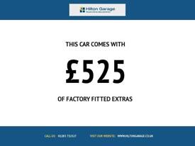 FORD FOCUS 1.6 ZETEC TDCI {APPEARANCE PACK] 5d 113 BHP (silver) 2011