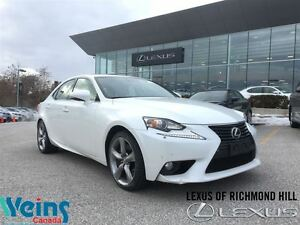 2014 Lexus IS 350 AWD *LUXURY PKG
