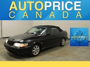1997 Saab 900 SE CONVERTIBLE!LEATHER!PWR GROUP