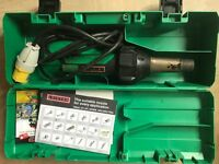 Leister heat gun