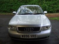 Audi A4 1.8 petrol SE Avant