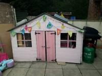 Children's Wendy house