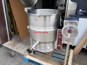 Southbend Marmite a Vapeur 20 Gallon Steam Pot Kettle  COMME NEUVE
