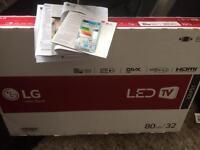 32 inch LG LCD TV