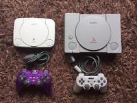 PlayStation 1 consoles, ps1 psone