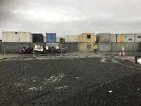 Yard for rent storage vehicle parking