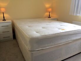 New Double Bed Available