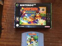 Diddy Kong Racing (N64) - Boxed with insert and instructions
