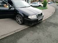 Octavia vRS full mot full V5 modded sell or swap