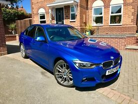 BMW 320i M SPORT X DRIVE - excellent condition inside and out, just had major service!