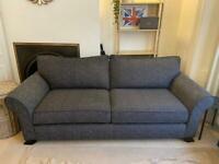 HoF 3 seater sofa - like new!
