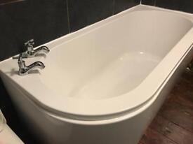 Nice large bath