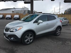 2013 BUICK ENCORE CONVENIENCE - LEATHER INTERIOR, ONSTAR, BLUETO