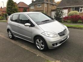 Mercedes Benz A Class A150 1.5 SE Aventgarde with panoramic roof