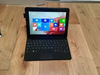 Lenovo ThinkPad 10 Tablet with Integrated Keyboard (Black)