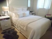 SPACIOUS UNFURNISHED 2 DOUBLE BEDROOM APARTMENT WITH PARKING CLOSE TO ASHLEY CROSS