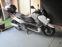 Yamaha yp 125 xmax in good condition read full ad