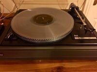 Dual CS 505 vintage turntable / record player