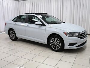 2019 Volkswagen Jetta Highline! TSi Turbo! Sunroof, Back-up Cam!
