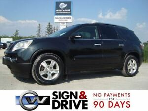 2009 GMC Acadia SLT AWD *Leather/Dual Sunroof/Cpt. Chairs*