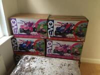 Kiddies electric quad bikej