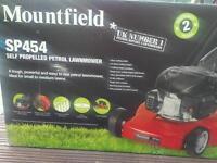 Mountfield SP454 Self Propelled Petrol Mower