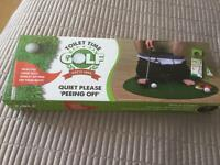 Golf game new and unopened