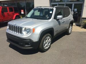 2015 Jeep Renegade Limited TECH, SECURITY, TOIT, CUIR, RC9