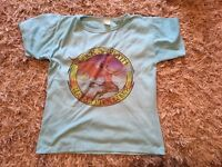 1978 Vintage Original Black Sabbath World Tour T Shirt