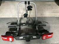 BIKE CARRIER. GENUINE BMW Accessory to fit onto tow bar
