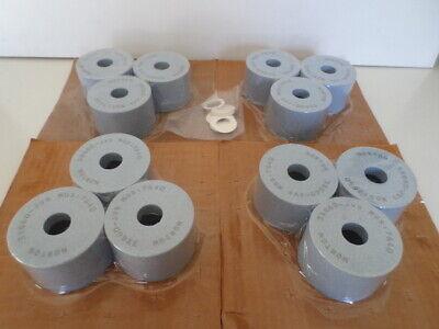 "Norton 3SG46-IVS Grinding Wheel 6.5/"" x 2.5/"" x 2.5 46 Grit"