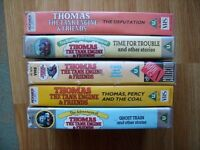 Thomas the Tank Engine & Friends on VHS Video 5 videos altogether